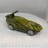Военная машина с ракетами (12.20), фото №2