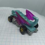 Машинка Дракон. 2009 Mattel, фото №5