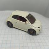 Машинка Fiat 500. 2013 Mattel  (12.20), фото №2
