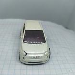 Машинка Fiat 500. 2013 Mattel  (12.20), фото №3