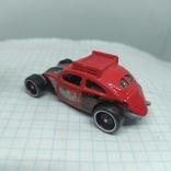 Машинка Volkswagen beetle. 2015 Mattel  (12.20), фото №5