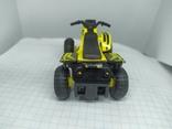 Квадроцикл мотоцикл Maisto  (12.20), фото №6