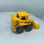 Трактор Бульдозер. Металл. Maisto  (12.20), фото №6