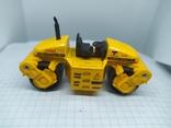 Трактор Каток для асфальта. Металл. Maisto  (12.20), фото №5