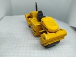 Трактор Каток для асфальта. Металл. Maisto  (12.20), фото №6