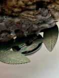 Шапка летчика с кокардой 50 годы, фото №7