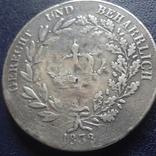 Кроненталер 1832 Людвиг I Бавария серебро  (3.3.7), фото №5