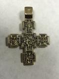Золотой крест Никита Бесогон, фото №4