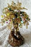 Дерево из бисера 1., фото №12