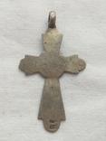 Серебряный крест 84, фото №5