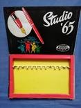 Старая Коробка перьевые ручки Studio 65 Koral, фото №4