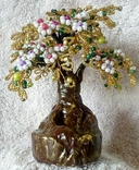 Дерево с бисера 2., фото №6
