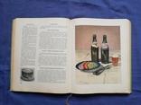 1953 Книга о вкусной  и здоровой пище СССР, фото №7