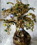 Дерево из бисера 3., фото №3