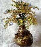 Дерево из бисера 3., фото №6