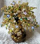 Дерево из бисера 3., фото №7