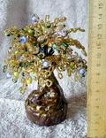 Дерево из бисера 3., фото №9