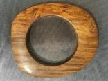 Браслет из ценой породы дерева, фото №8