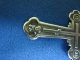 Крестик серебро 84 пробы., фото №9