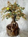 Дерево с бисера 4., фото №3