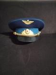 Фуражка ВВС парадная, фото №2
