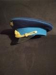 Фуражка ВВС парадная, фото №3