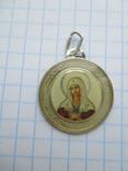 Иконка 925 пр, фото №2