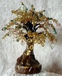 Дерево с бисера 5., фото №4