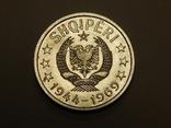 1 лек, 1969 г Албания, фото №3