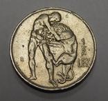 1/2 лека, 1926 г Албания, фото №2