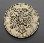 1/2 лека, 1926 г Албания, фото №3