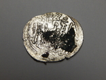 Серебряная монета - 1, фото №2
