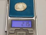 Серебряная монета - 1, фото №4