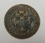 1/4 крейцера, 1800 А Австрия, фото №3