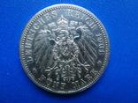 "5 марок 1901 Пруссия ""200 Лет Династии Гогенцоллернов"", фото №8"