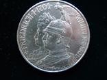 "5 марок 1901 Пруссия ""200 Лет Династии Гогенцоллернов"", фото №11"