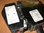 Контактор с тепловым реле Siemens, фото №3