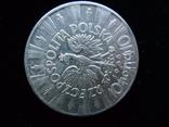 10 злотых.1935 год. Пилсудский №5, фото №5