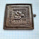 Велика натільна іконка *Антип Пергамский*, фото №3