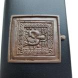 Велика натільна іконка *Антип Пергамский*, фото №8