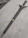 Коллекционный Меч с ножнами Париж 63,5 см, фото №3