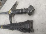Коллекционный Меч с ножнами Париж 63,5 см, фото №9