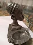 Пепильница алюминь, фото №2