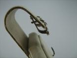 Серебряные Серьги Сережки Детский Мишки Английская Застежка 925 проба Серебро 084 фото 4