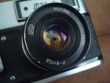 Фотоаппарат ФЭД-5В  И-61Л/Д  2,8/55  №8421292, фото №3