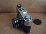 Фотоаппарат ФЭД-5В  И-61Л/Д  2,8/55  №8421292, фото №5