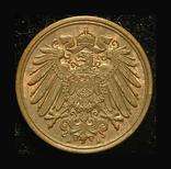 Германия 1 пфенниг 1913, фото №2