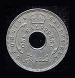Британская Западная Африка 1/2 пенни 1949, фото №3