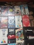 Видеокассеты (1) 25 штук, фото №4