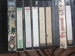 Видеокассеты (1) 25 штук, фото №12